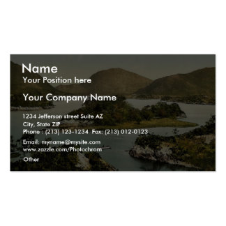 In the Upper Lake. Killarney. Co. Kerry, Ireland c Double-Sided Standard Business Cards (Pack Of 100)