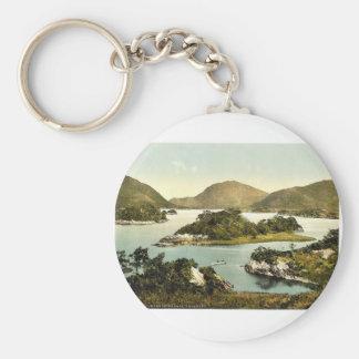 In the Upper Lake. Killarney. Co. Kerry, Ireland c Key Chain