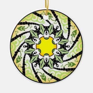 In The Vineyard Ceramic Ornament