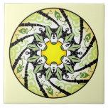 In The Vineyard Ceramic Tile
