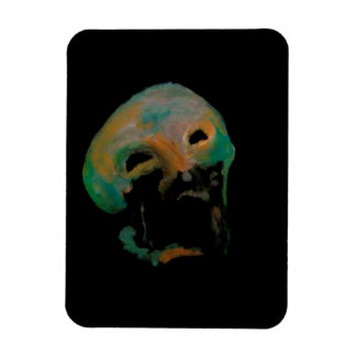 In The Void Rectangular Photo Magnet