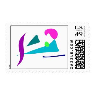 In the Water Postage