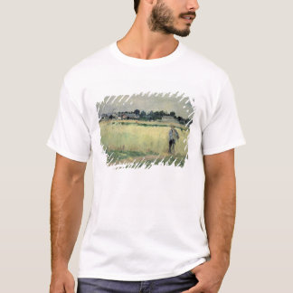 In the Wheatfield at Gennevilliers, 1875 T-Shirt