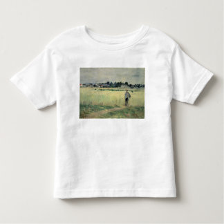 In the Wheatfield at Gennevilliers, 1875 Toddler T-shirt