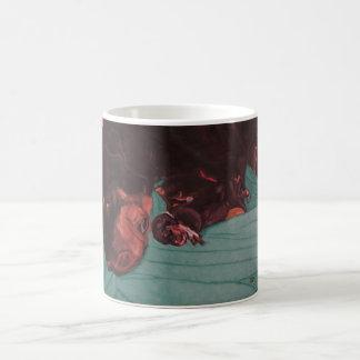 In the Whelping Box mug 2