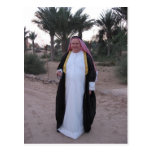 In The Wild Arabia Post Card