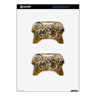 In the wild xbox 360 controller decal