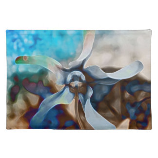 In The Wind Cloth Placemat