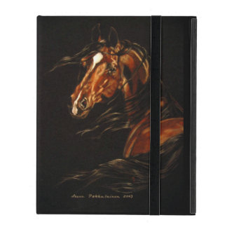 In the Wind iPad Folio Case