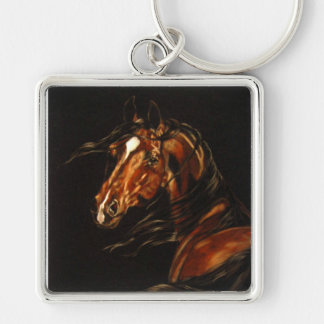 In the Wind Keychain