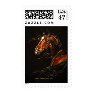 In The Wind Postage