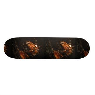 In The Wind Skateboard Deck