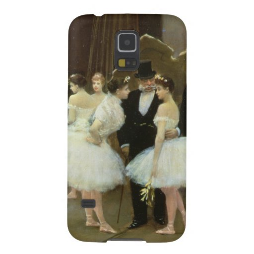 In the Wings at the Opera House, 1889 Galaxy S5 Case
