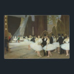 """In the Wings at the Opera House, 1889 Placemat<br><div class=""""desc"""">In the Wings at the Opera House,  1889 
