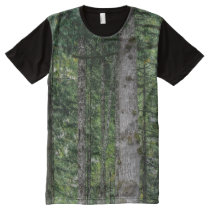 In the Woods All-Over-Print T-Shirt