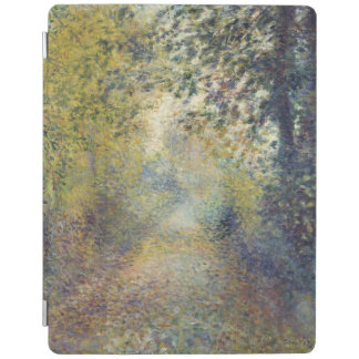 In the Woods by Pierre-Auguste Renoir iPad Smart Cover