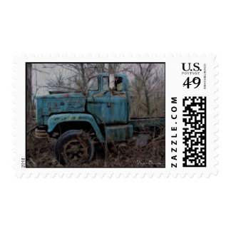 In The Woods Postage
