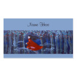 In The Woods With Animal Spirits. Double-Sided Standard Business Cards (Pack Of 100)
