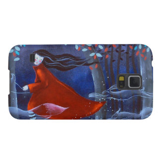 In The Woods With Animal Spirits Samsung Galaxy Nexus Case