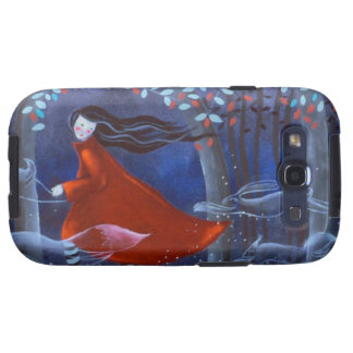 In The Woods With Animal Spirits Samsung Galaxy S3 Cover
