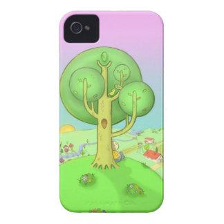 In the yard iPhone 4 Case-Mate case