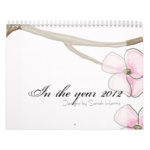 In the year 2012 calendars