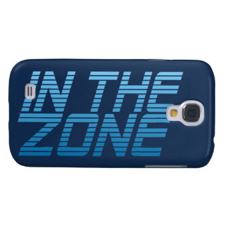 IN THE ZONE custom HTC case