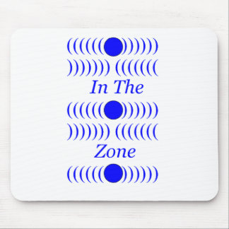In The Zone Mouse Pad