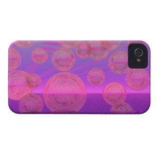 In the Zone – Rose & Amethyst Voyage Case-Mate iPhone 4 Case