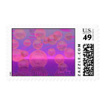 In the Zone – Rose & Amethyst Voyage Postage Stamps