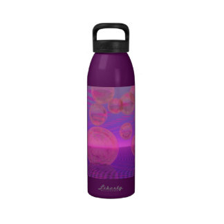 In the Zone – Rose Amethyst Voyage Drinking Bottle