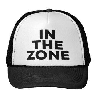 In The Zone Trucker Hat