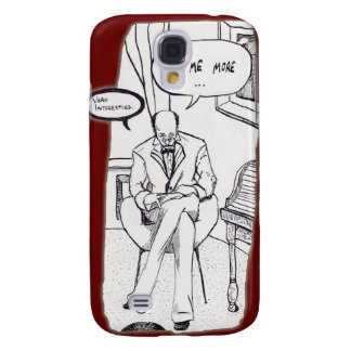 In Therapy Galaxy S4 Cover