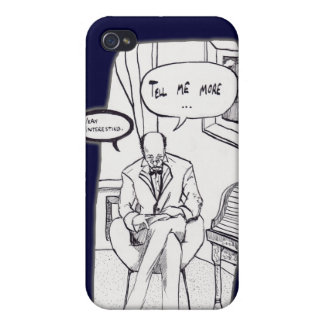 In Therapy iPhone 4/4S Case
