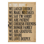 In this Home... Print
