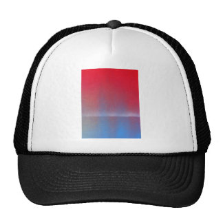 In This Twilight Mesh Hats
