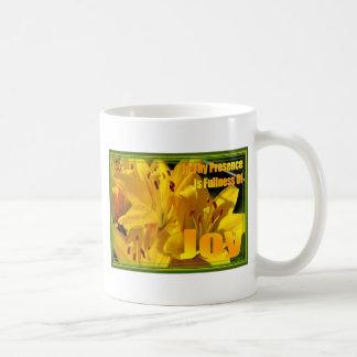In Thy Presence is Fullness of Joy Coffee Mug