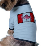 in to the sky, Canada Dog Tshirt