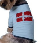 in to the sky,(Denmark) Doggie T Shirt