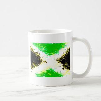in to the sky, (Jamaica) Coffee Mug