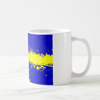 in to the sky, Sweden. Coffee Mug