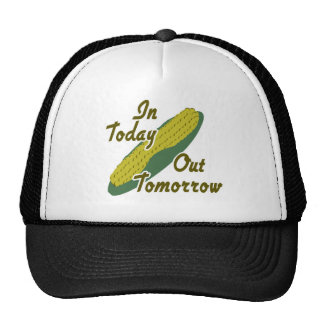In Today Out Tomorrow Mesh Hat