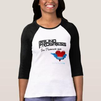 In Trance we Love Sound of Hope - Bruno Progress Shirt
