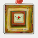 In Transition acceptance beautiful hopeful art Christmas Ornament