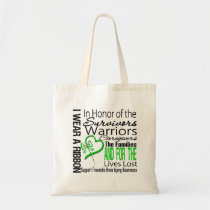 In Tribute Collage Traumatic Brain Injury Tote Bag