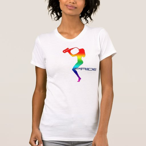 In Tune with Pride T-shirts