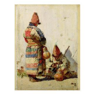 In Turkestan Postcard