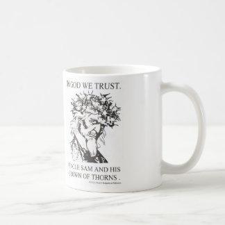 In Uncle Sam Classic White Coffee Mug