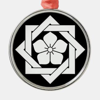 In union angle Kikiyou Metal Ornament