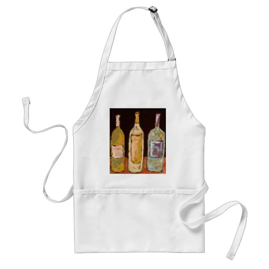 In Vino Veritas Adult Apron